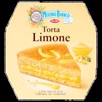 Torta Limone Mulino Bianco