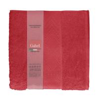 Asciugamano Spugna Cm 60 x 110 Bordeaux Gabel