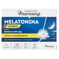 Melatonina Express Vitarmonyl 60 Compresse