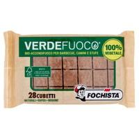 Accendifuoco Ecologico Fochista Fsc 28 Cubetti