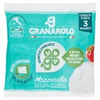 Mozzarella Alta Qualita Granarolo 3 Da Gr . 100