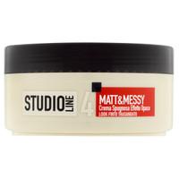 Matt & Messy Crema Spugnosa Effetto Opaco Studio Line