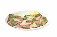Carne Inglese Con Rucola E Grana Padano