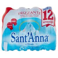 Acqua Frizzante Sant ' anna 12 Da L . 0 , 5