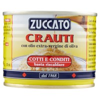 Crauti Conditi Zuccato