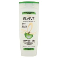 Shampoo Multivitaminico 2 in 1 Elvive