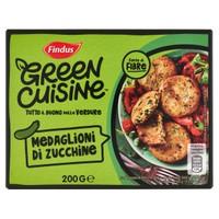 Medaglioni Di Zucchine Green Cuisine Findus