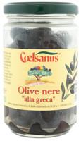 Olive Nere Alla Greca Colesanus