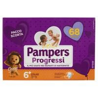 Pannolini Progressi Xl Pampers Quadripack