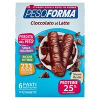 Barrette Cioccolato Al Latte Pesoforma