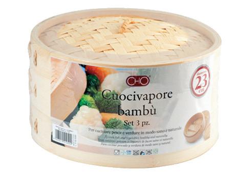 T3 CUOCIVAPORE BAMBU'