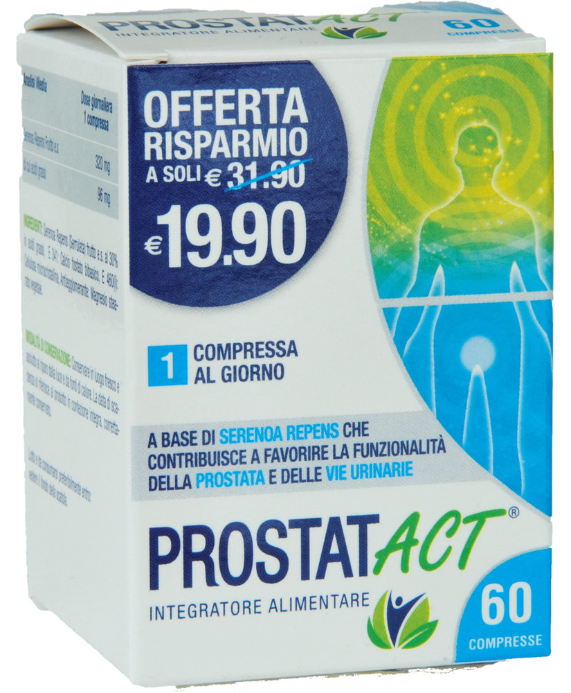 P-ACT PROSTATACT 60CPR