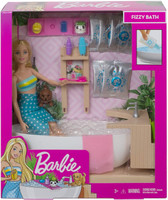 Playset Frizzy Bath Barbie Mattel