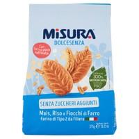 Biscotti Senza Zucchero Ai Cereali Misura