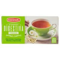 Tisana Digestiva Bennet 20 Filtri