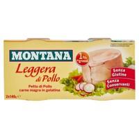Leggera Di Pollo Montana 2 Da Gr . 140