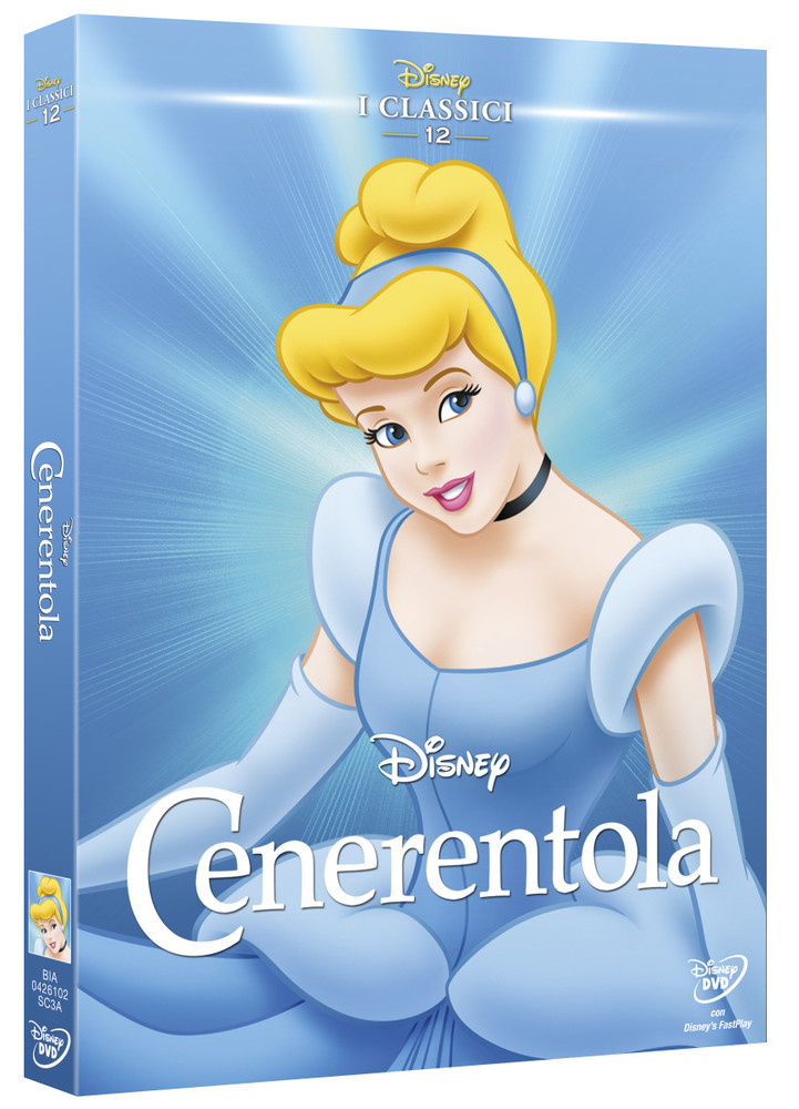 T1 DVD CENERENTOLA
