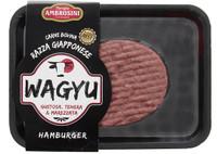 Hamburger Ba Wagyu