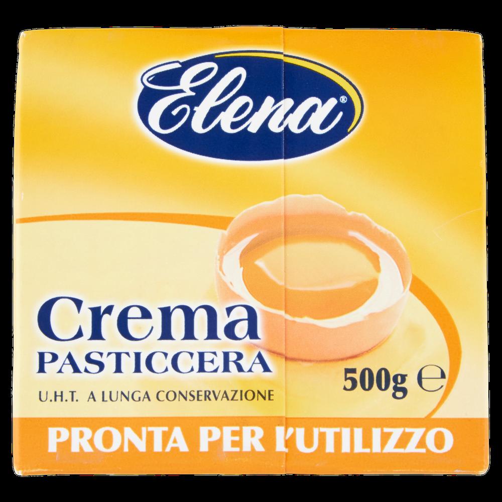 CREMA PASTICCERA ELENA