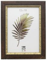 Cornice Crilex Colbert Noce Filo Oro 13x18cm Far