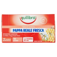 Pappa Reale Fresca Equilibra 10 Flaconcini
