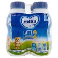 Latte Mellin 2 Conf . da 4 Da Ml . 500 Cad .