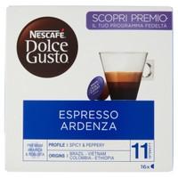 Espresso Ardenza Caffè 16 Capsule ( 16 Tazze ) Nescafé Dolce Gusto