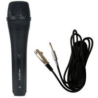 Microfono Con Cavo Mic-620 Majestic Nero