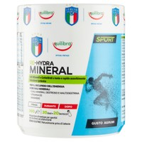 Re-Hydra Mineral Equilibra