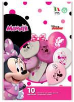 10 Palloncini Gonfiabili Minnie