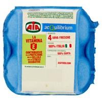 Uova Aequilibrium Arricchite Con Vitamina E