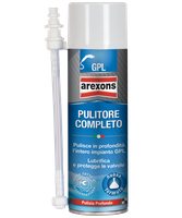 Additivo Pulitore Completo Gpl 120 ml Arexons