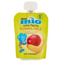 Banana Mela Merenda Da Spremere Pouch Nestlé Mio