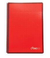 Maxi Quaderno Spiralato 5 mm Cromo 100