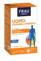 Vitamine E Minerali Uomo Frau 30 Compresse