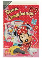 Biglietti Licenziati Disney Classic Con Busta , F . to 11 , 5 x 17 Cm ,