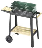 Barbecue Con Carrello