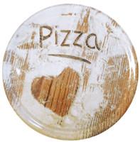 Piatto Pizza Cuore Casa