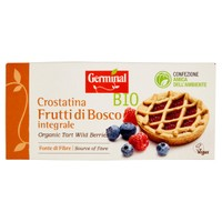 Crostata Integrale Ai Frutti Di Bosco Germinal