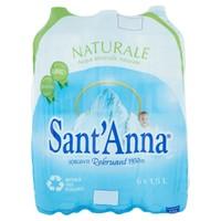 Acqua Naturale Sant ' anna 6 Da L . 1 , 5