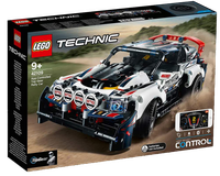 Auto Da Rally Top Gear Lego Technic Telecomandata