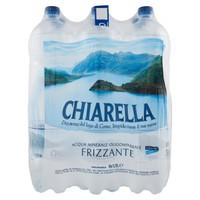 Acqua Frizzante Chiarella 6 Da L . 1 , 5