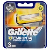 Lamette Di Ricambio Fusion 5 Proshield Gillette, 3pezzi