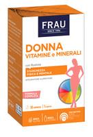 Vitamine E Minerali Donna Frau 30 Compresse