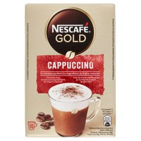 Cappuccino Nescafe' Gold, 10 Buste