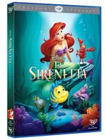 Dvd La Sirenetta