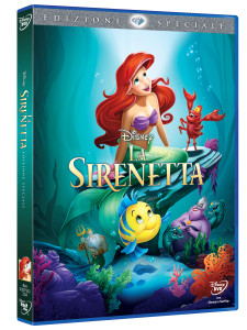 T1 DVD LA SIRENETTA