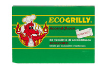 Accendi Fuoco Eco 32 Cubetti
