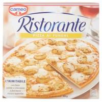 Pizza Ai Funghi Ristorante Cameo