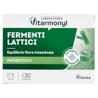 Probiotici Fermenti Lattici Vitarmonyl 30 Capsule